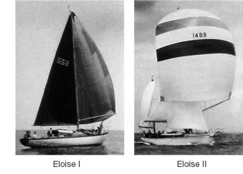 Eloise I et Eloise II