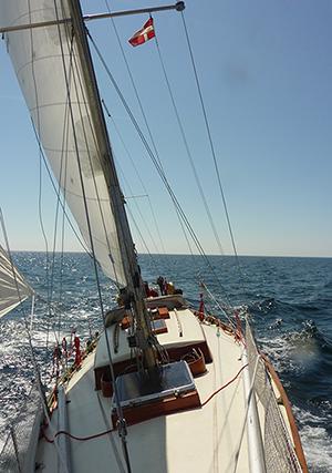 Convoyage vers la Suède, 2012