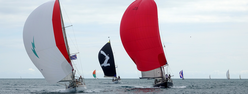 Classic Channel Regatta 2017. Photo Stéphane Claeyssens.