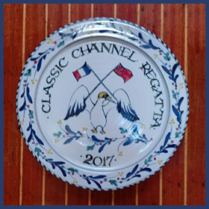 Trophée Classic Channel Regatta - 2017.